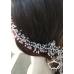 Булчинска украса за коса с Кристали Сваровски Crystal Wonder