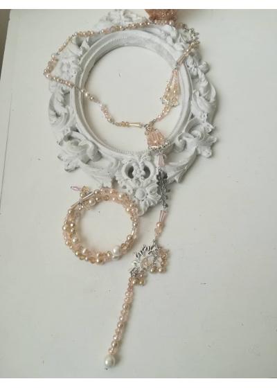 Уникален комплект кристални бижута за бал и други специални поводи от новата колекция Sea Essence by Rosie