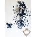Дизайнерски комплект кристална диадема и пръстен серия Butterfly Dreams de Lux