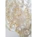 Комплект за булка диадема и гривна Gardenia Gold by Rosie